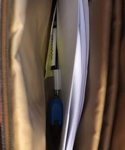 mini hangrögzítő táskában